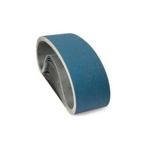 Zirconia Abrasive Cloth Belts - Cta Calflex