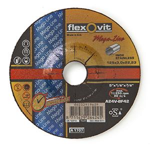 CUTTING DISCS - CTA Calflex