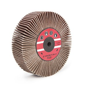 FLAP WHEELS FOR GOLD MARKET - CTA Calflex
