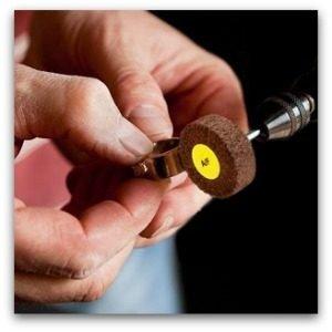 Abrasivi per settore orafo e orologeria Coaflex Cta Calflex