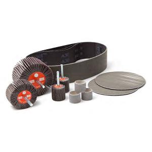 TRIZACT™ TOOLS FOR METAL FINISHING - CTA Calflex