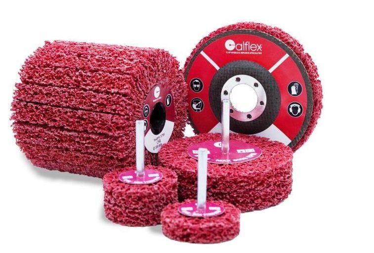 Abrasivi T-red - CTA Calflex