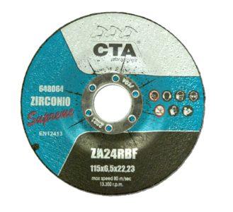 disco-sbavo-supreme Cta Calflex - Abrasivi Industriali professionali
