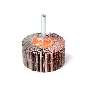 Ruota lamellare su gambo Cta Calflex - Abrasivi Industriali professionali