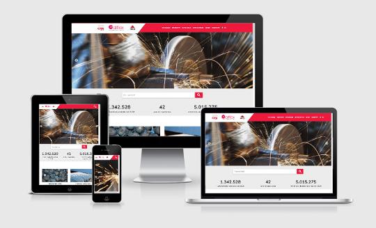 CTA Calflex nuovo sito web miniatura