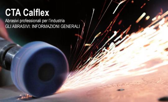 Guida completa agli abrasivi flessibili - CTA Calflex