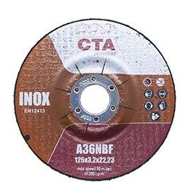 dischi abrasivi da taglio Cta Calflex - Abrasivi Industriali professionali