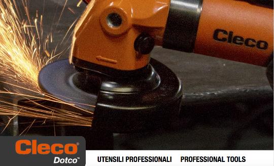 Smerigliatrici Cleco Cta Calflex - Abrasivi Industriali professionali