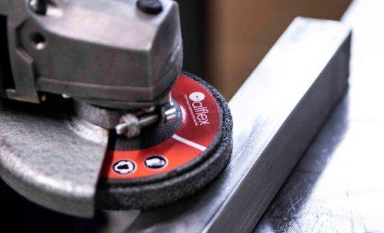 Dischi Unitized Cta Calflex - Abrasivi Industriali professionali