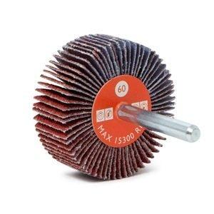 ruote-lamellari-gambo-tela-abrasiva-ceramicata Cta Calflex - Abrasivi Industriali professionali