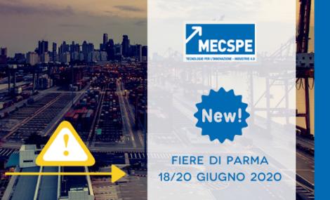 Reinvio MECSPE Parma
