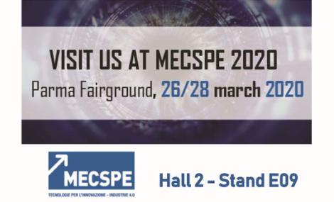 Visit us at mecspe